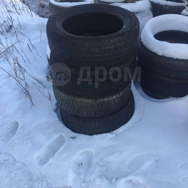Bridgestone. Зимние, без шипов, 50%, 4 шт