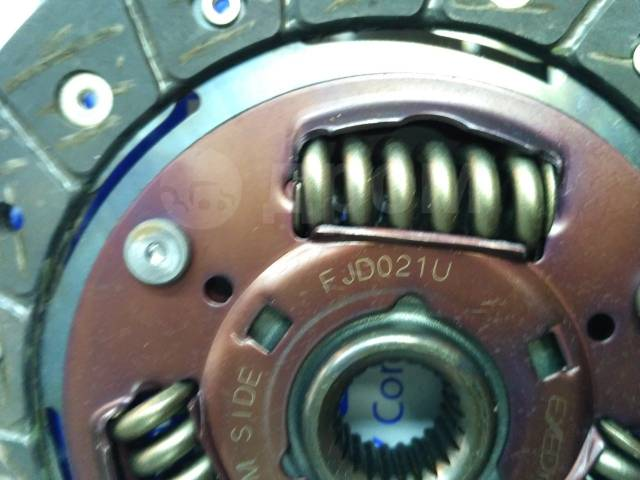 Корзина сцепления. Subaru: Pleo, R2, Vivio, Sambar, Stella Двигатели: EN07E, EN07S, EN07X, EN07D, EN07C, EN07Y, EN07F, EN07L, EN07V