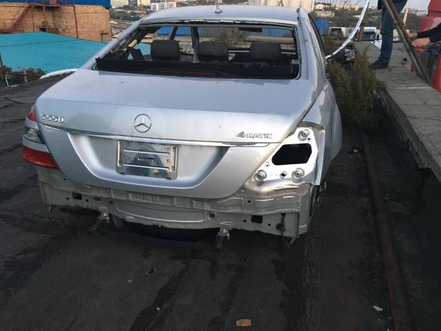 Кузов в сборе. Mercedes-Benz S-Class