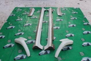 Обвес кузова аэродинамический. Toyota Caldina, AT211, AT211G, ST210, ST210G, ST215, ST215G, ST215W Двигатели: 3SFE, 3SGE, 3SGTE, 7AFE