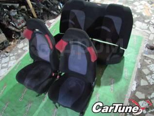 Сиденье. Subaru Impreza, GC8, GC8LD