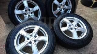 """Зимние колеса Dunlop DSX с дисками Manaray 195/65 R15. 6.0x15"""" 5x100.00 ET43"""