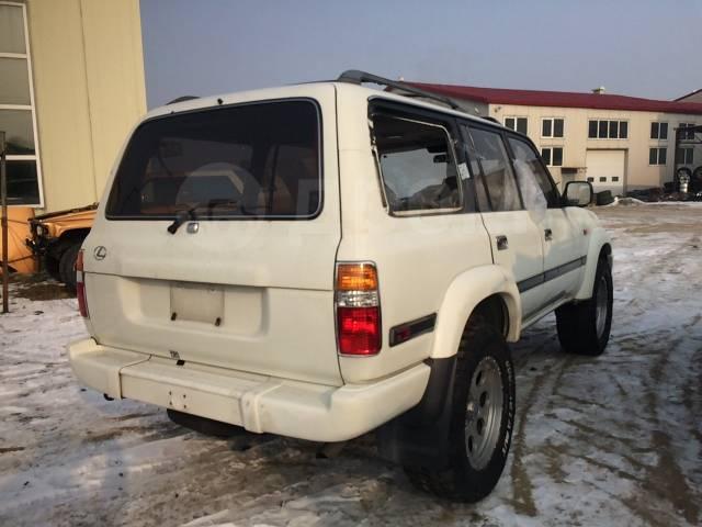 Toyota Land Cruiser. HDJ81, 1HDFT