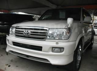 Обвес кузова аэродинамический. Toyota Land Cruiser, HDJ100L, HDJ101K, HZJ76L, J100, UZJ100, UZJ100L, UZJ100W Lexus LX470, UZJ100. Под заказ