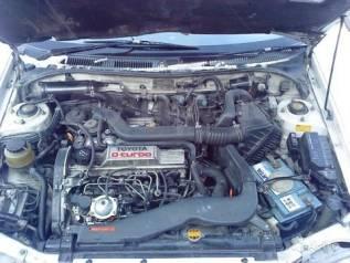 Двигатель в сборе. Toyota Corsa Двигатель 1NT