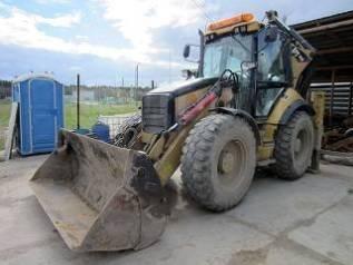 Caterpillar. Экскаватор-погрузчик CAT 444, макс. опции, 2,00куб. м.