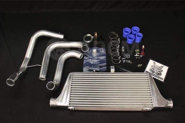 Интеркулер. Nissan Skyline, ER34 Двигатели: RB25DE, RB25DET. Под заказ