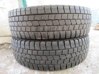 Dunlop SP LT 2. Зимние, без шипов, 2011 год, 20%, 2 шт