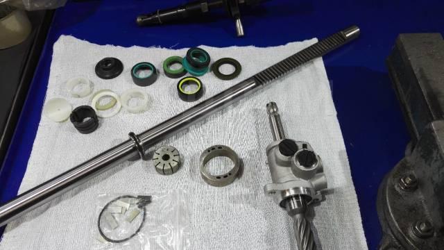 Профессиональный ремонт стоек, амортизаторов, рулевых реек.