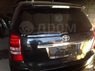 Дверь багажника. Toyota Wish, ANE10, ANE10G, ANE11, ANE11W, ZNE10, ZNE10G, ZNE14, ZNE14G Двигатели: 1AZFE, 1AZFSE, 1ZZFE, D4