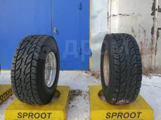 Bridgestone Dueler A/T 694. Летние, 2012 год, 10%, 2 шт
