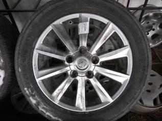"""Шины Dunlop 285/50R20 лето на литье LC 100, 200, Lexus 570 и т. д. 8.5x20"""" 5x150.00 ET60"""