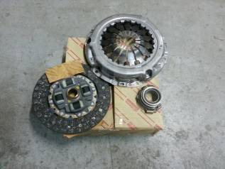 Сцепление. Toyota Auris, ZRE151 Toyota Corolla, ZRE151 Двигатель 1ZRFE