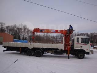 Услуги грузовик бортовой с манипулятором (воровайка)