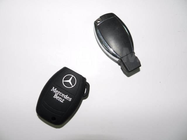 Ключ зажигания, смарт-ключ. Mercedes-Benz: CLK-Class, M-Class, C-Class, E-Class, ML-Class, S-Class Двигатели: M111E20, M111E20MLEVO, M111E23ML, M111E2...