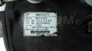Компрессор кондиционера. Mitsubishi Outlander, CU5W Двигатель 4G69