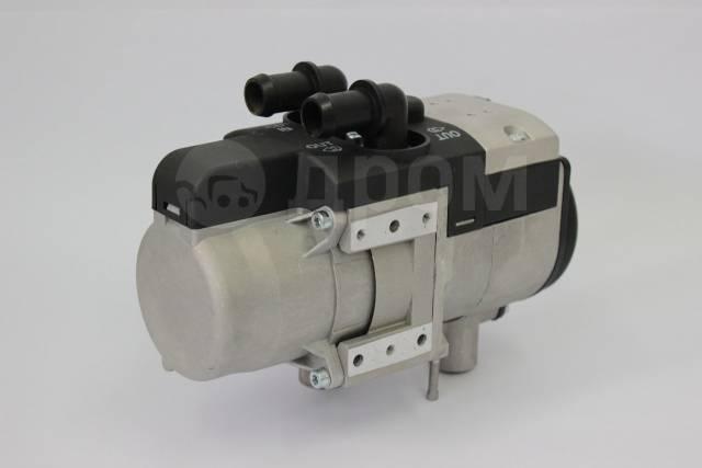 Установка подогревателей двигателя Бинар-5S Акция!