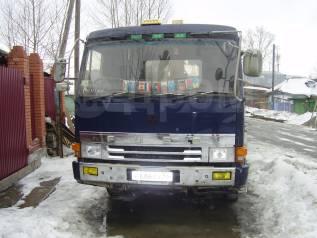 Mitsubishi Fuso. Продается бортовой грузовик с манипулятором , 16 031куб. см., 12 000кг.