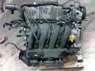 Двигатель в сборе. Renault Symbol Renault Clio Двигатель K4J. Под заказ