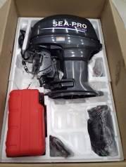 Sea-Pro. 37,00л.с., 2-тактный, бензиновый, нога S (381 мм), 2017 год год. Под заказ