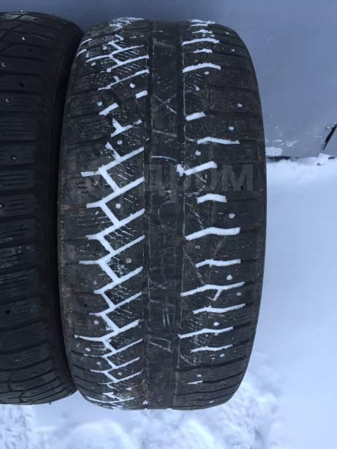 Continental ContiWinterViking 1. Зимние, шипованные, 2011 год, 30%, 4 шт