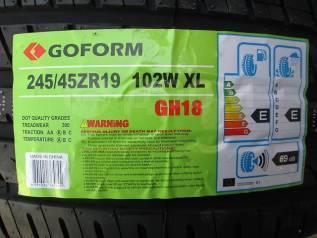 Goform GH18. Летние, 2018 год, без износа, 2 шт
