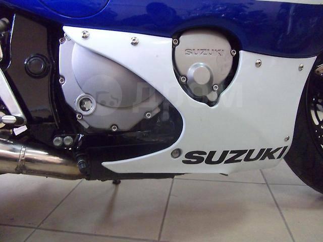 Suzuki Katana. 600куб. см., исправен, птс, без пробега