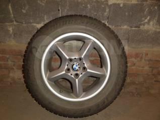 Комплект зимних шин на оригинальных дисках BMW