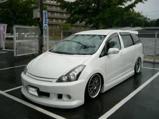 Накладка на фару. Toyota Wish, ANE10, ANE10G, ANE11, ANE11W, ZNE10, ZNE10G, ZNE14, ZNE14G