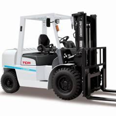 TCM FG25T3. Новый! Газобензиновый погрузчик , 2 500кг., Бензиновый