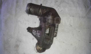 Корпус термостата. Hyundai Getz