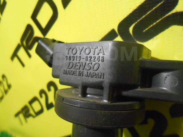 Катушка зажигания, трамблер. Toyota: Regius Ace, Aurion, Ipsum, Avensis, Corolla, Innova, Probox, Tundra, Dyna, Vista, Caldina, Tarago, Vista Ardeo, S...