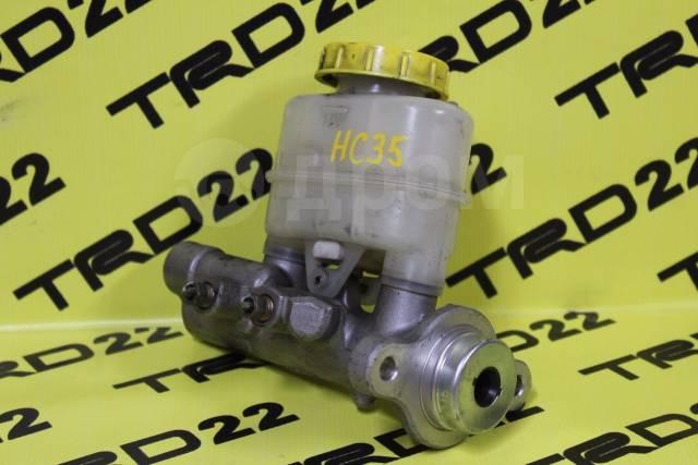 Цилиндр главный тормозной. Nissan Laurel, GC35, GCC35, GNC35, HC35, SC35 Двигатели: RB20DE, RB25DE, RB25DET, RD28