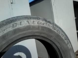 Dunlop. Зимние, без шипов, 60%, 2 шт