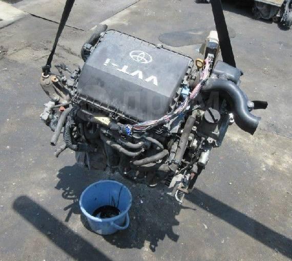 Двигатель в сборе. Toyota Passo, QNC10 Toyota bB, QNC20 Двигатель K3VE