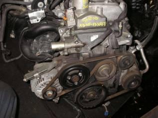 Двигатель в сборе. Toyota Passo, QNC10 Toyota bB Двигатель K3VE