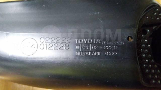 Корпус зеркала. Toyota: Sienta, Ipsum, Porte, RAV4, Picnic Verso, Raum, Avensis Verso, Picnic Verso / Avensis Verso Двигатели: 1NZFE, 2AZFE, 1AZFE, 1C...