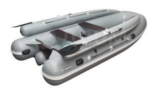 Sibriver Абакан-380 Jet. 2018 год год, длина 3,80м., двигатель подвесной, 25,00л.с., бензин