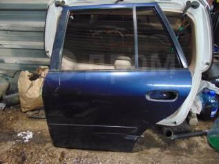 Дверь боковая. Mazda Capella, GWEW