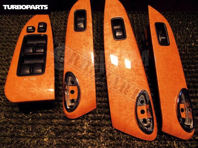 Блок управления стеклоподъемниками. Toyota Mark X, GRX120, GRX121, GRX125 Двигатели: 3GRFSE, 4GRFSE
