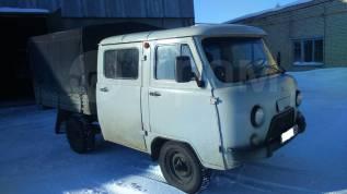 """УАЗ 39094 Фермер. Продается УАЗ-39094 """"Фермер"""", 2 700куб. см., 1 000кг., 4x4"""