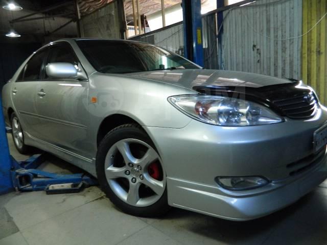 Обвес кузова аэродинамический. Toyota Camry, ACV30, ACV30L, ACV35
