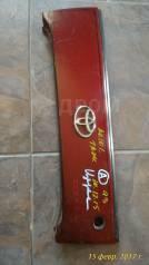 Вставка багажника. Toyota Corolla Ceres, AE101