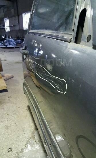 Дверь боковая. Chevrolet Niva, 21236 Лада 2123 Двигатели: Z18XE, BAZ2123