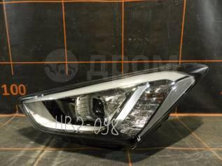 Фара. Hyundai Santa Fe, DM Двигатели: D4HA, D4HB, G4KE, G4KH