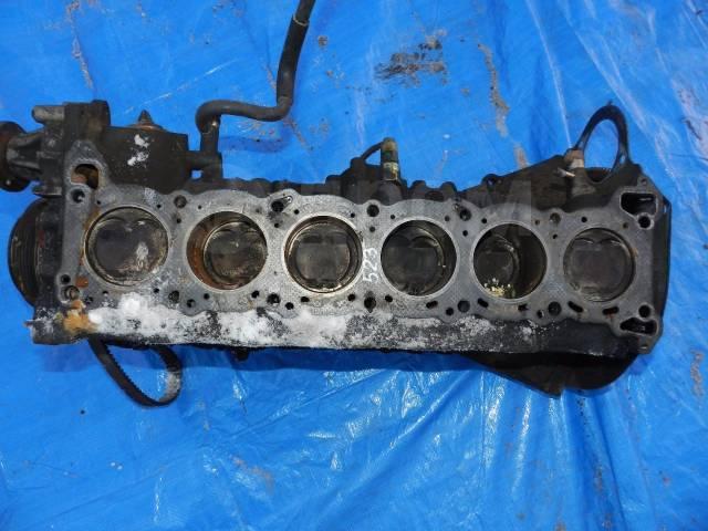 Блок цилиндров. Nissan Patrol, Y60, Y61 Двигатель TB42E