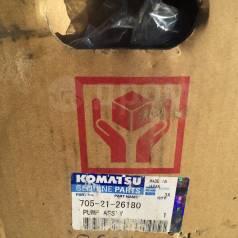 Вискомуфта. Komatsu PC1250-7