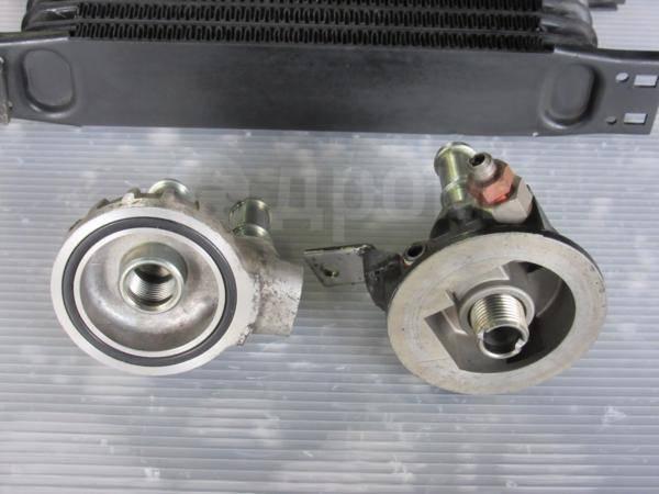 Проставка под масляный радиатор. Toyota bB, NCP30, NCP31, NCP34, NCP35 Toyota Scion, NCP31