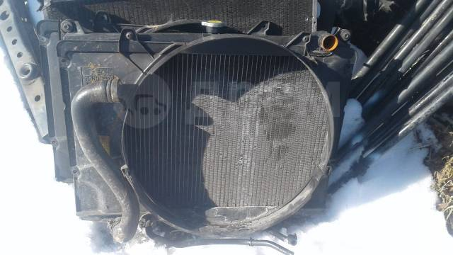 Диффузор. Nissan Datsun, BMD21 Двигатель TD27T