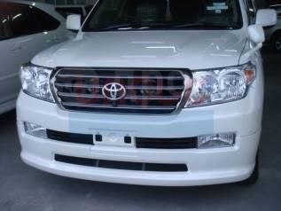 Губа. Toyota Land Cruiser, GRJ200, J200, URJ200, URJ202W, UZJ200, UZJ200W, VDJ200 Двигатели: 1GRFE, 1URFE, 1VDFTV, 2UZFE, 3URFE